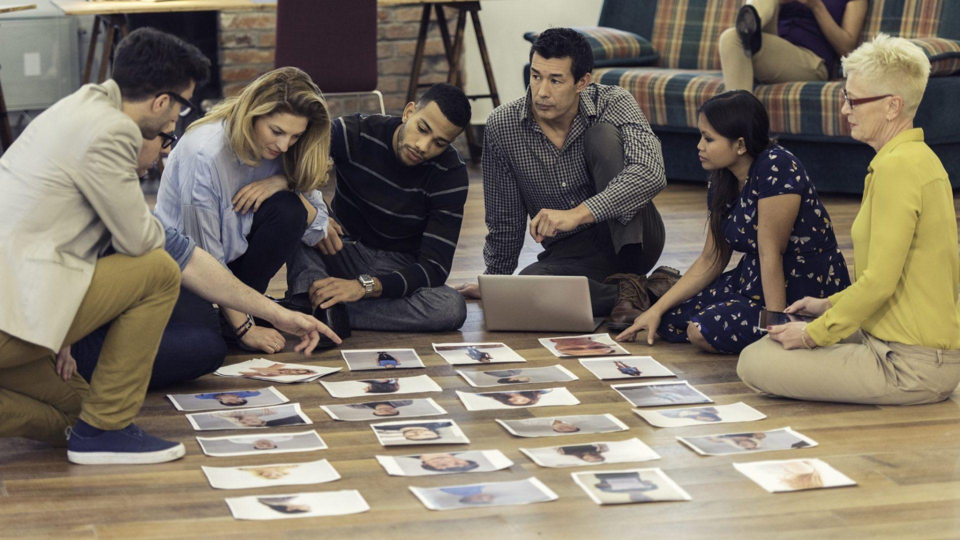 Ways charities embrace creativity