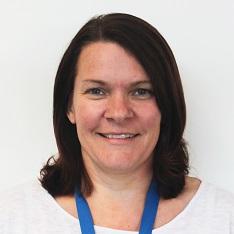 Claire Hooks Course Leader